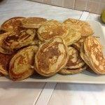 Γρήγορα και υγιεινά Pancakes με αλεύρι ολικής άλεσης και ελαιόλαδο, χωρίς βούτυρο, για ένα πεντανόστιμο πρωινό!!