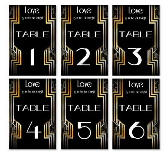 Printable Love is in the air tonight Great Gatsby by ...