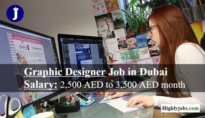 Graphic Designer Job In Dubai Graphic Design Graphic Designer Job Graphic
