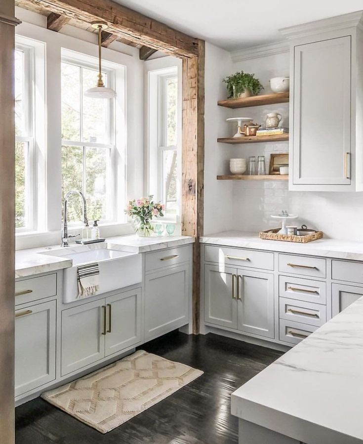 Kitchen Sink Bump Out: Bump Out To Make Kitchen A Little Larger