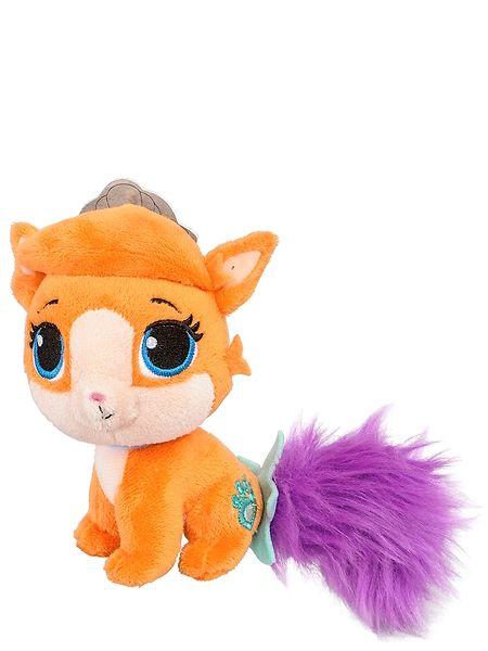 Palatsin pallerot, Hely-pehmo (17 cm)  Arielin Hely-kissa rakastaa meren aaltoja ja seikkailuja. Pehmolelun korkeus on 17 cm.