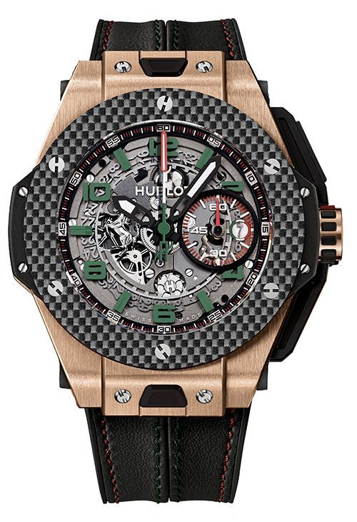 The First Mexico Exclusive  HUBLOT Big Bang Ferrari Mexico Limited Edition (See more at:http://watchmobile7.com/articles/hublot-big-bang-ferrari-mexico-limited-edition) (1/4) #watches #hublot @Hublot Watches - popular mens gold watches, mens white watches, best mens watches