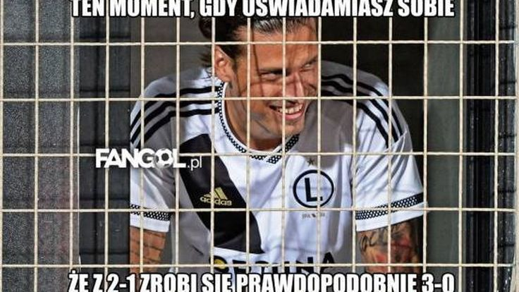 Memy po meczu Legia Warszawa- FK Kukesi