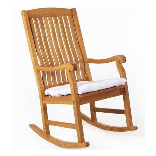 Wholesale Furniture Online High Back Teak Rocking Chair Buy High