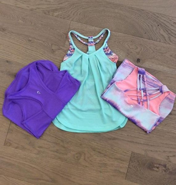 sweat-wicking tanks for any activity. | ivivva Bayshore