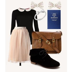 LDS Missionary Outfit