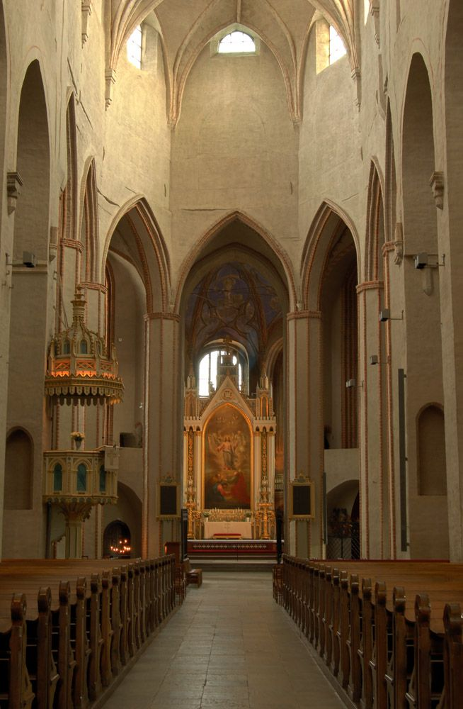 Turku cathedral, Turku, Finland