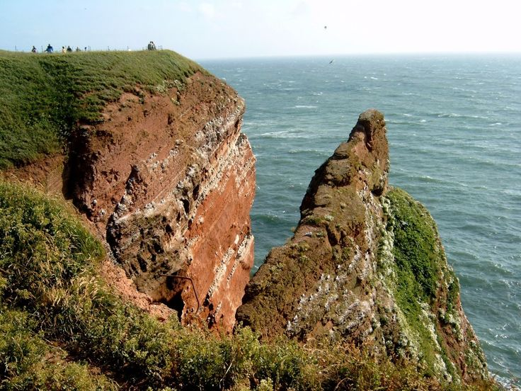 The red cliffs of Helgoland | Pixabay
