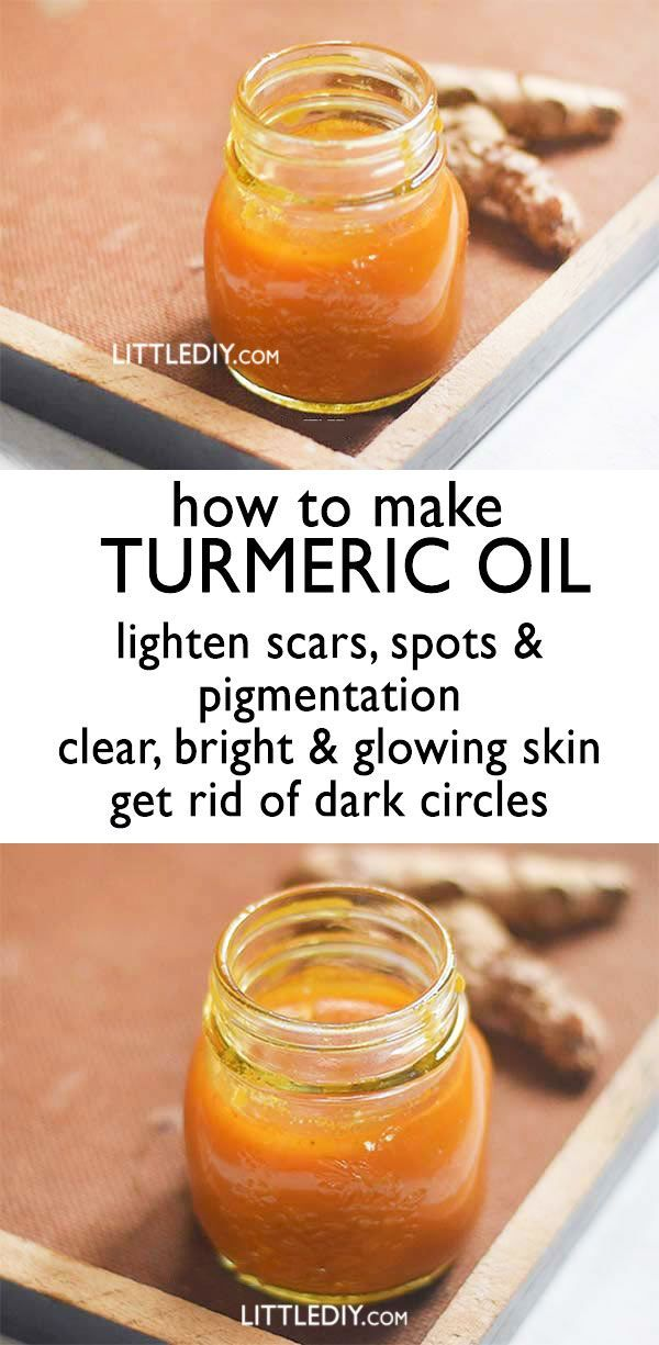 Turmeric Oil Is Used In A Number Of Beauty Recipes And Is One Of