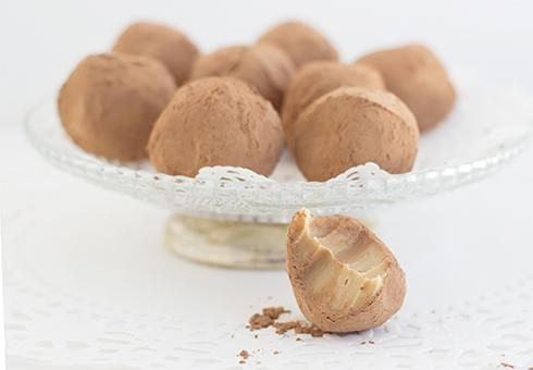 Baileys čokoládové lanýže