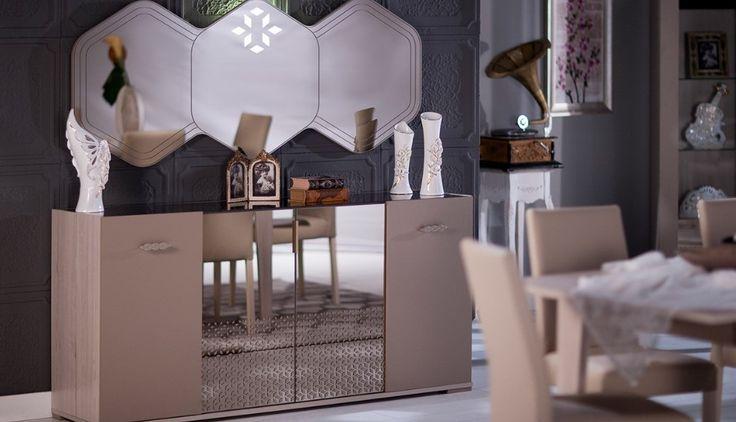 yeni sezon mondi eylül yemek odası tasarımları