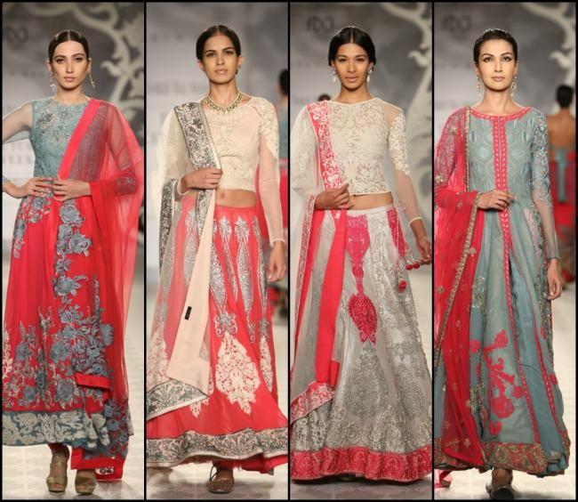 Varun Bahl Collection at India Couture Week 2014 | PINKVILLA