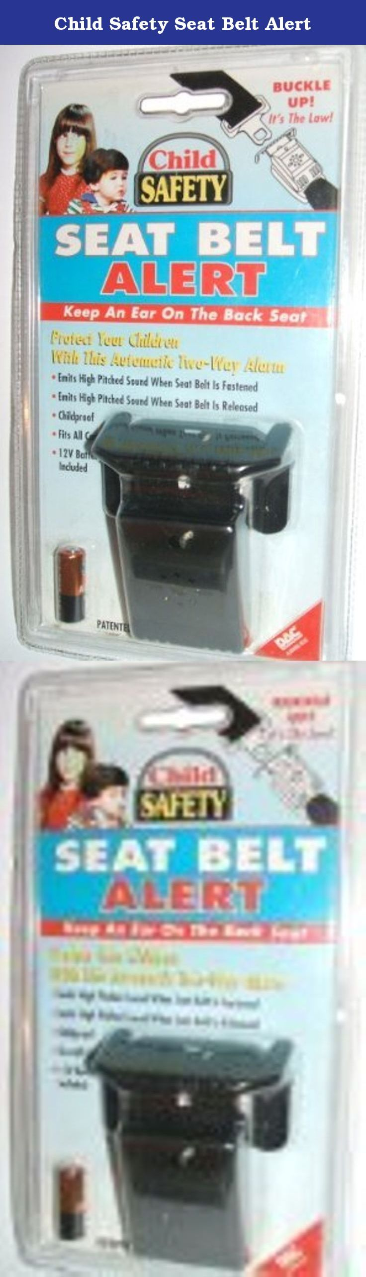 Child Safety Seat Belt Alert. New Child Safety Seat Belt Alert. Keep an ear on the back seat. Protect Your Children with this Automatic Two-Way Alarm.
