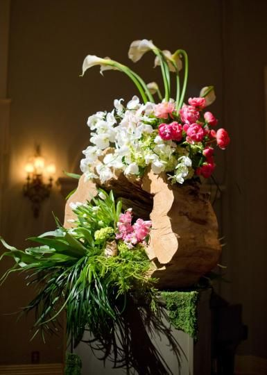 24 best images about tree trunk carvings on pinterest floral arrangements man faces and logs - Flowers that grow on tree trunks ...