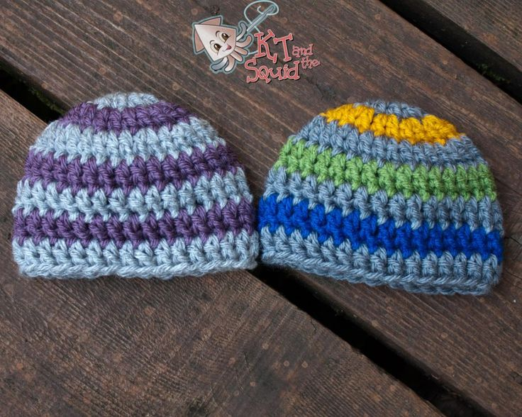 Quick And Easy Preemie Hat Free Crochet Patterns Hats