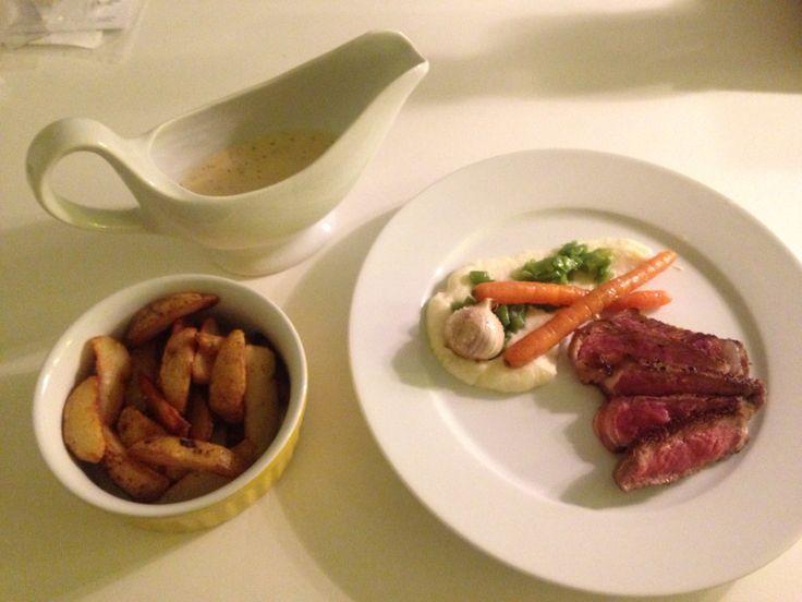 Weekend mad med en god bøf