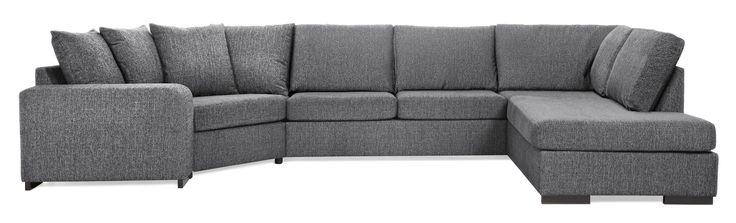 En generös 2-sits soffa med divan och cosy hörn som har plats till många. Finns i höger eller vänster utförande. Välj mellan mjuka kuddar i ryggen eller lite fastare plymåer. I cosy hörnet är det alltid kuddar.