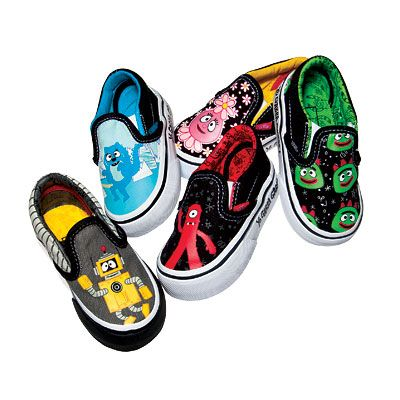 oh how I love Vans for kids, can even customize