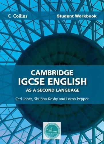 9780007456895, Cambridge IGCSE English as a Second Language Student Workbook - CIE SOURCE