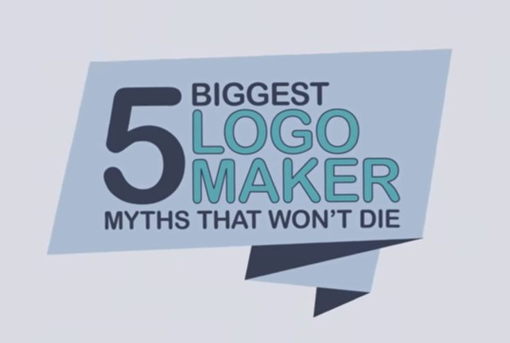 No matter how much the proponents of DIY logo maker go into raptures about their numerous benefits, the adversaries of online logo creator have worked day in and day out to spread rumors and myths about their functioning. Here we set out to bust 5 myths about logo makers that are utterly pointless and fabricate