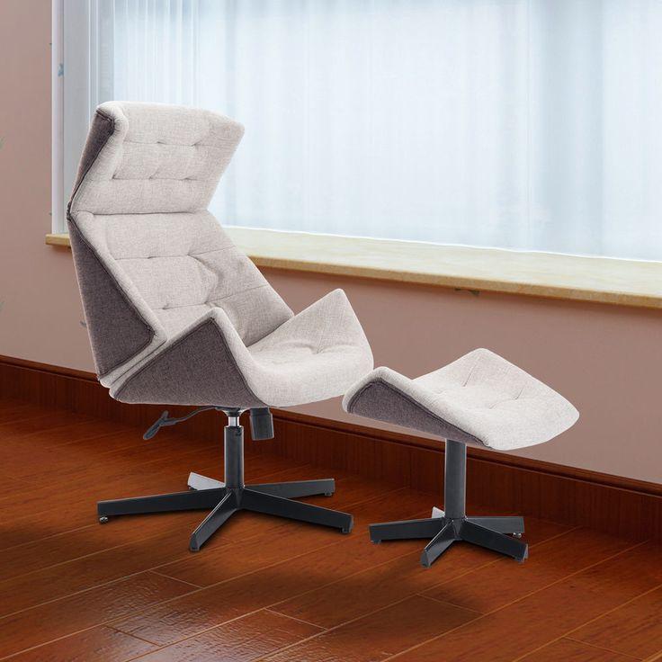 Fernsehsessel Relaxsessel Armsessel Ruhesessel Hocker Drehbar Höhenverstellbar  in Möbel & Wohnen, Möbel, Sofas & Sessel | eBay!