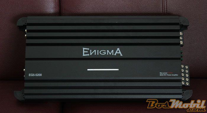 Power Enigma EG5-5200 : 5-Channel Untuk Sistem Sederhana