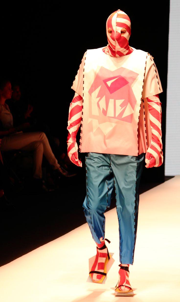 Stockholm Fashion Week 2014. Designer: Miguel de Simas Martins. Photo: Sampo Axelsson
