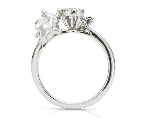 17 Best ideas about Disney Princess Engagement Rings on Pinterest
