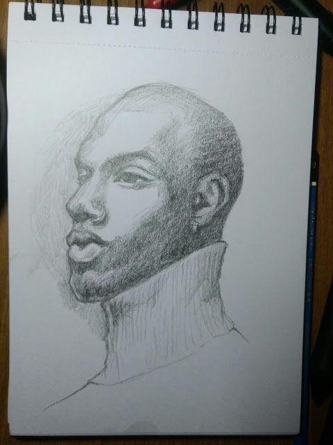 Sketch a day #12   2d illustration sketch