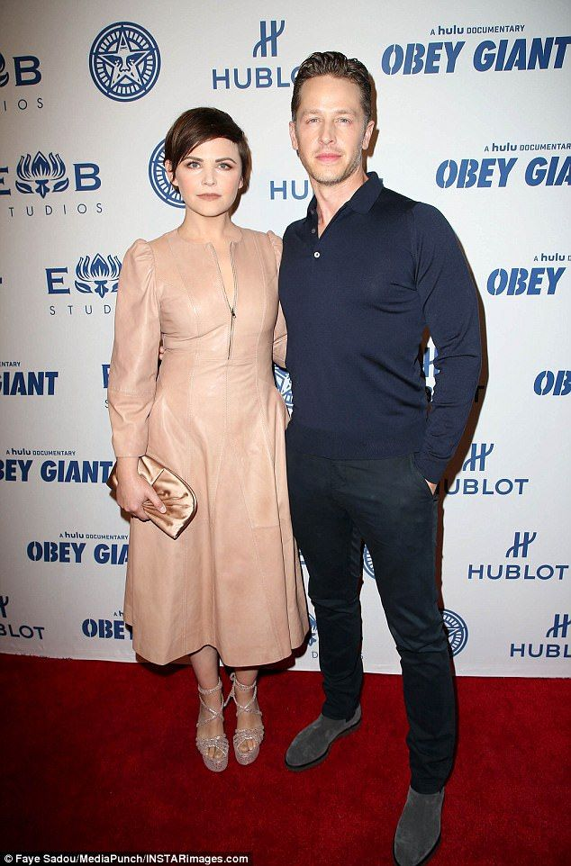 Ginnifer Goodwin On The Red Carpet With Husband Josh Dallas In La Josh Dallas Josh Dallas And Ginnifer Goodwin Documentaries