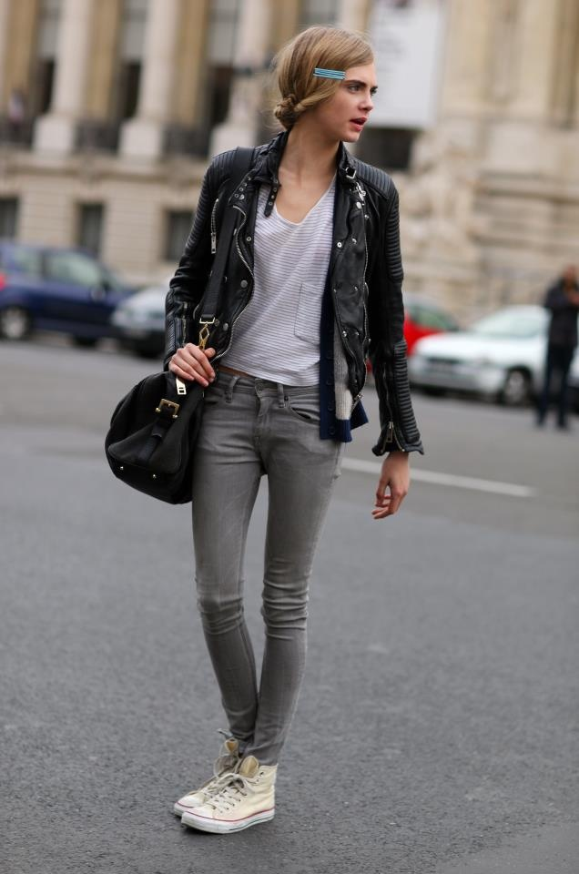 36 best images about Grey jeans on Pinterest | Purple bags, Kate ...