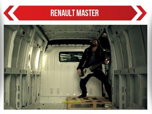 Curioso Comercial del nuevo Renault Master