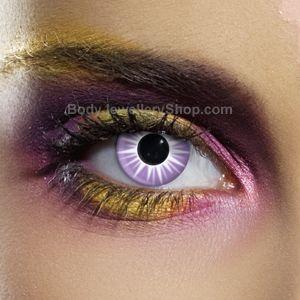 Starburst Contact Lenses (Pair)- Buy Jewellery