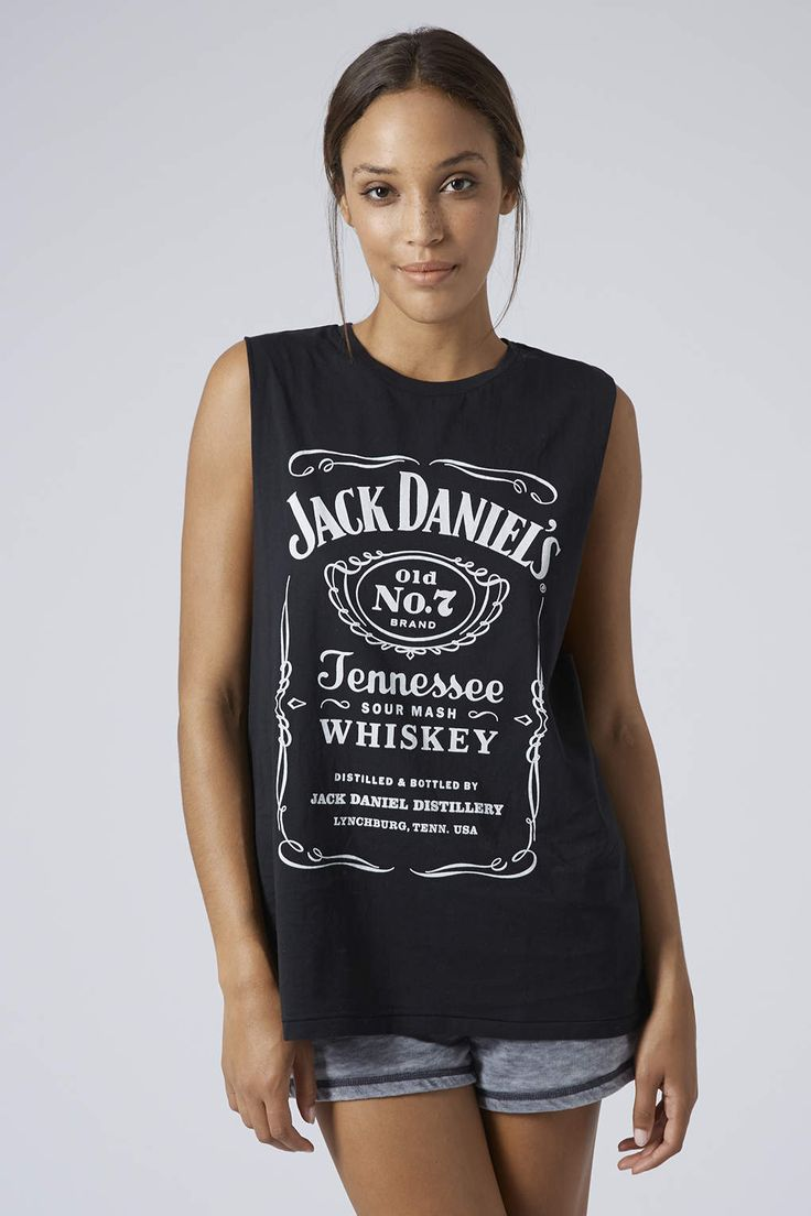 Jack Daniels Tank by And Finally - Tops - Clothing - Topshop USA