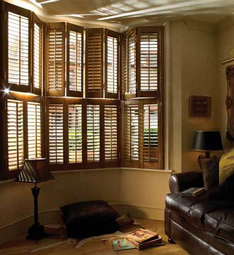 Wood Traditional Shutters. Can Be Found At Http://www.horizonshutters.