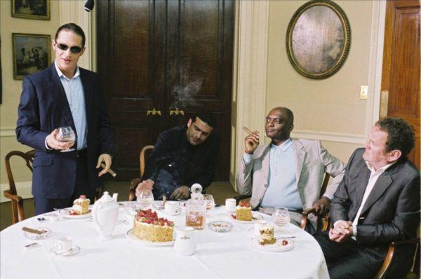 """Layer cake"" (2005)- Tom Hardy"