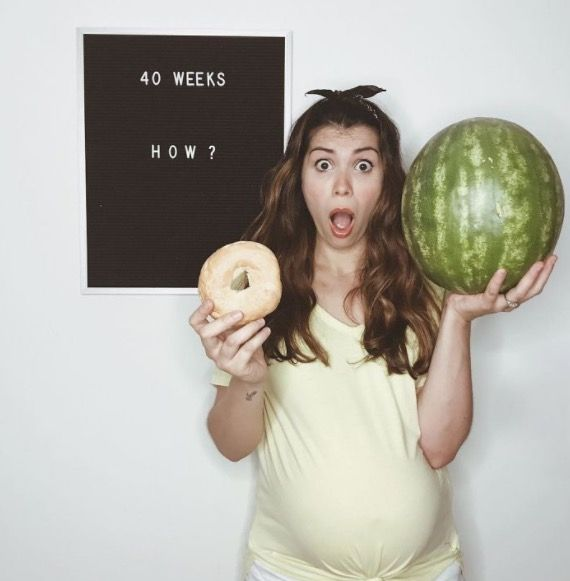 I've never been pregnant, but I can imagine that one frustrating aspect of pregnancy is social media–specifically, the way so many people depict their own pregnancies as super easy and effortless. So when Maya Vorderstrasse got pregnant a second time, she decided to flip the script. On her Instagram page, she documented weeks 27 to...