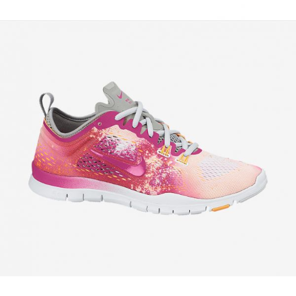 Nike Free 5.0 TR Fit 4 Print Womens Training Shoe 56e984e106d3d