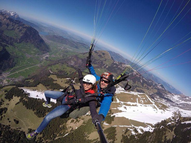 **Freeminds Paragliding Tandemflights - Engelberg, Switzerland
