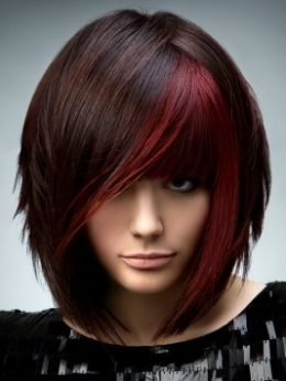 Goth hairHaircuts, Hairstyles, Hair Colors, Red Hair, Haircolor, Beautiful, Hair Cut, Hair Style, Red Highlights