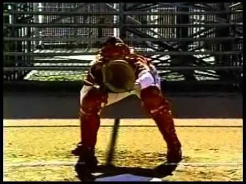 Softball Catcher Secrets - YouTube