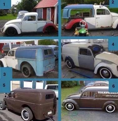 Resultado de imagem para Volkswagen Beetle Wagon