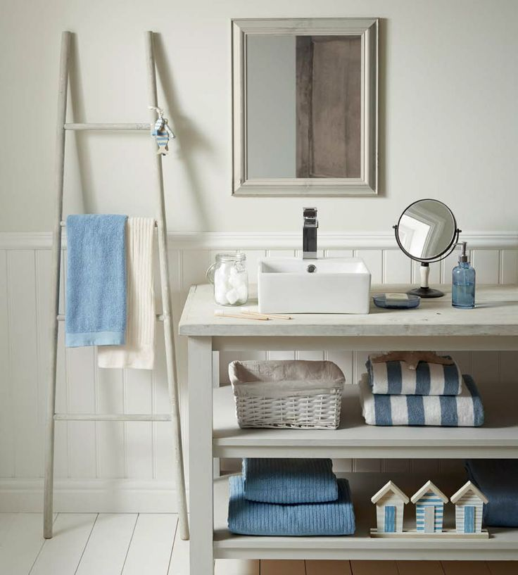 Give Your Bathroom A Nautical Feel With The Sea View Range