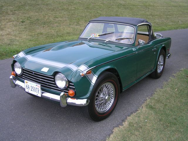 1968 Triumph TR250 Maintenance/restoration of old/vintage vehicles: the material for new cogs/casters/gears/pads could be cast polyamide which I (Cast polyamide) can produce. My contact: tatjana.alic@windowslive.com
