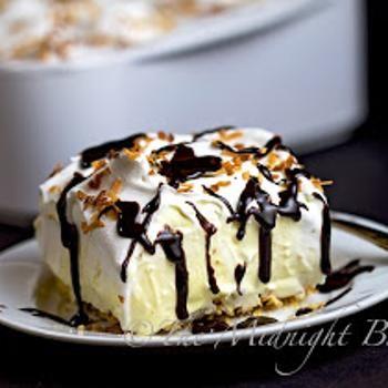 No Bake Coconut Cream Pie Parfait