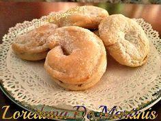 Celletti ripieni (dolce tipico abruzzese) ~ Le Mille e una Torta di Dany e Lory ♥