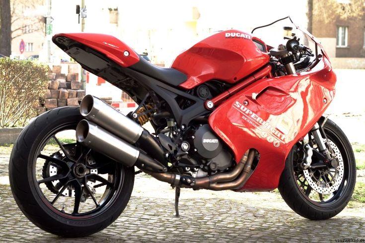 Ducati Monster 1100 EVO Reviews | Ducati Monster 1100 EVO SS - 010_new