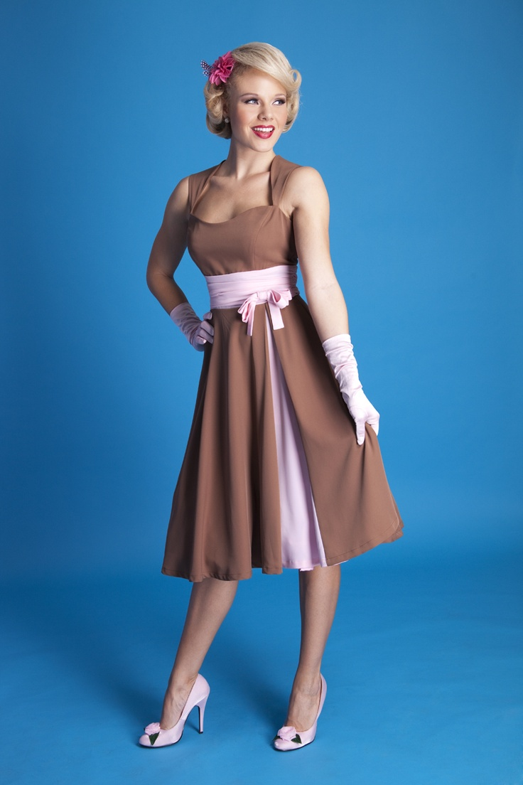 Bettie Paige clothing has the prettiest dresses!