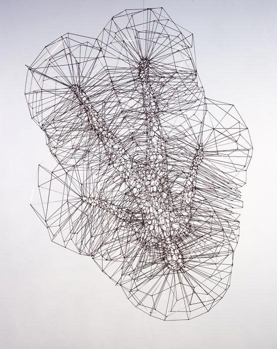 Antony Gormley, Exposed Expansion Works, 2007 – 2008 © Antony Gormley – Courtesy Galerie Thaddaeus Ropac