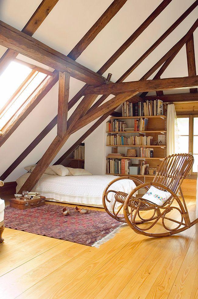 Las 25 mejores ideas sobre madera de techos con vigas en - Vigas falsas de madera ...
